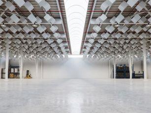 Premium plafondabsorber Cubix