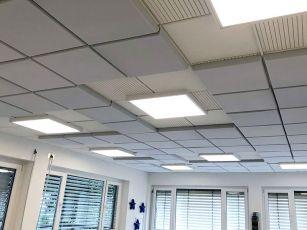 Premium plafondabsorber