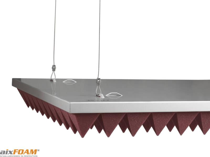 Piramideschuim - Absorptieplaten Piramide Schuimstof - SH003