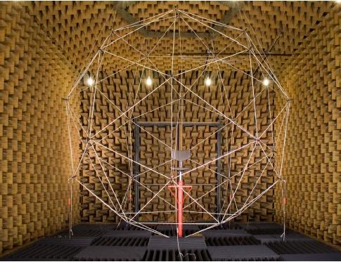 Hallraum des Lehrstuhl und Institut für Technische Akustik der RWTH Aachen